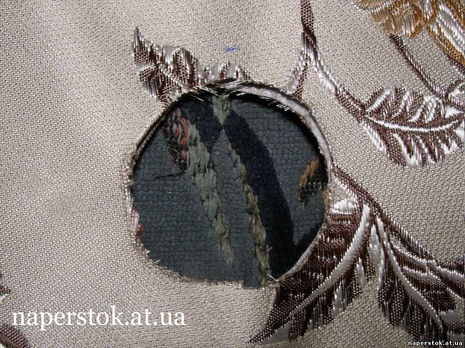 Пошив штор своими руками с люверсами фото